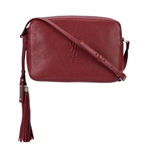 New YSL Monogram Loulou Leather Camera Bag